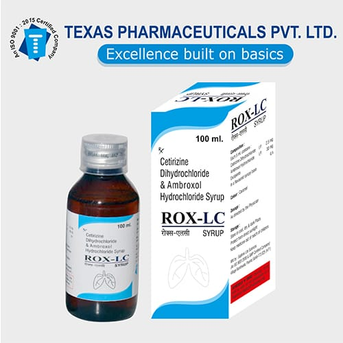 ROX-LC SYRUP