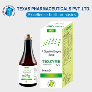 TEXZYME SYRUP